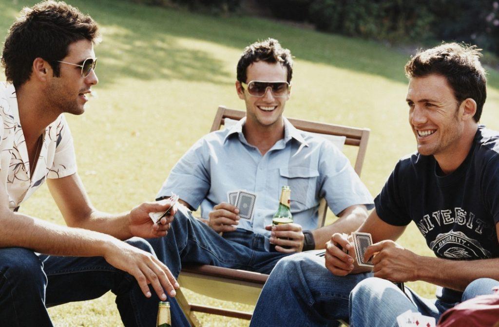 amici uomini
