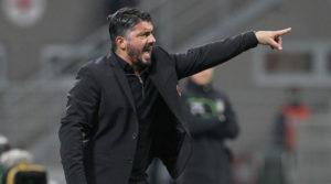 Gattuso allenatore Milan