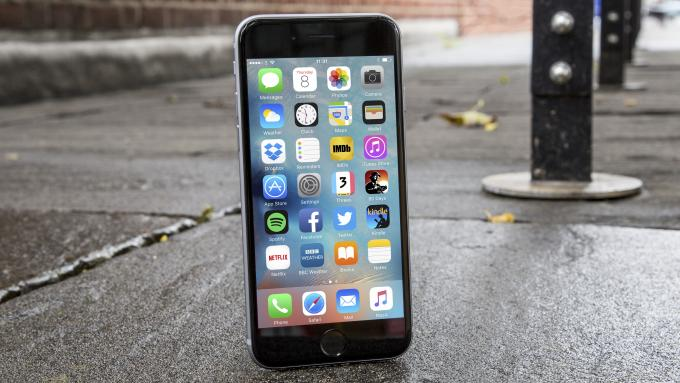 iPhone sostituzione batteria