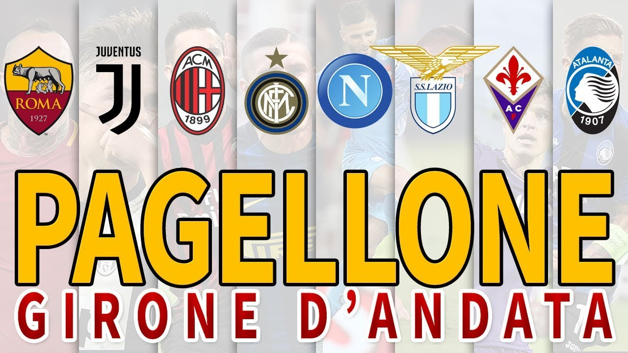 Pagelle Serie A 2017