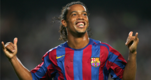 Ronaldinho ritiro