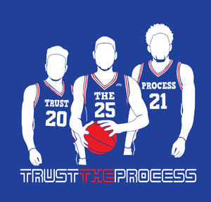 Philadelphia 76ers Trust the process