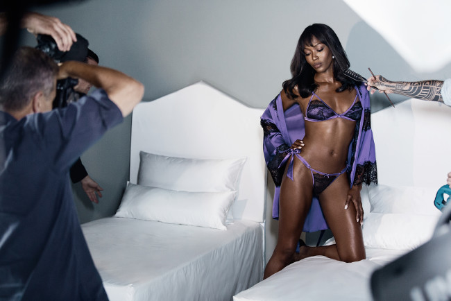 naomi campbell carriera