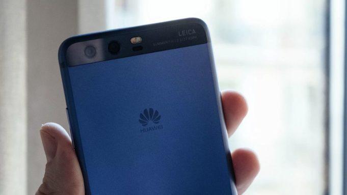 Sicurezza Huawei