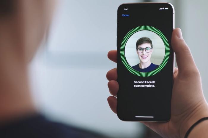 Tecnologia Face ID