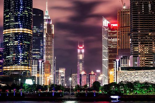 visitare guangzhou