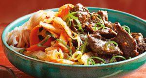cibo coreano benefici