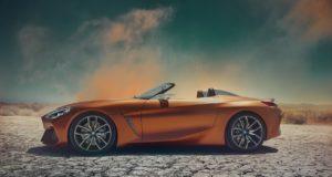 BMW Z4 nuova