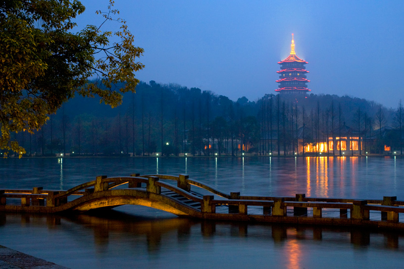 hangzhou cosa vedere