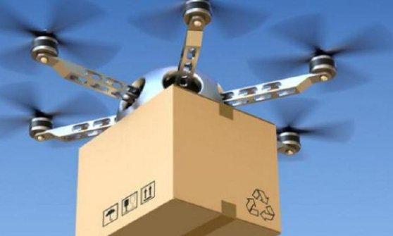 Drone Postino Russo