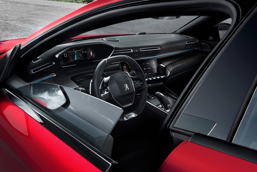 Peugeot 508 prestazioni