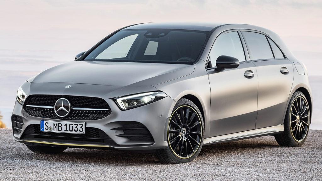 nuova Mercedes mbux