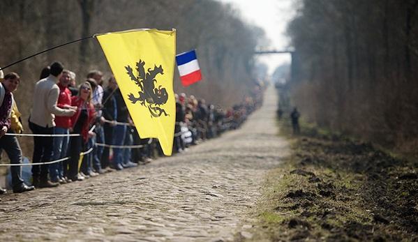 Pavè d'Arenberg Parigi-Roubaix