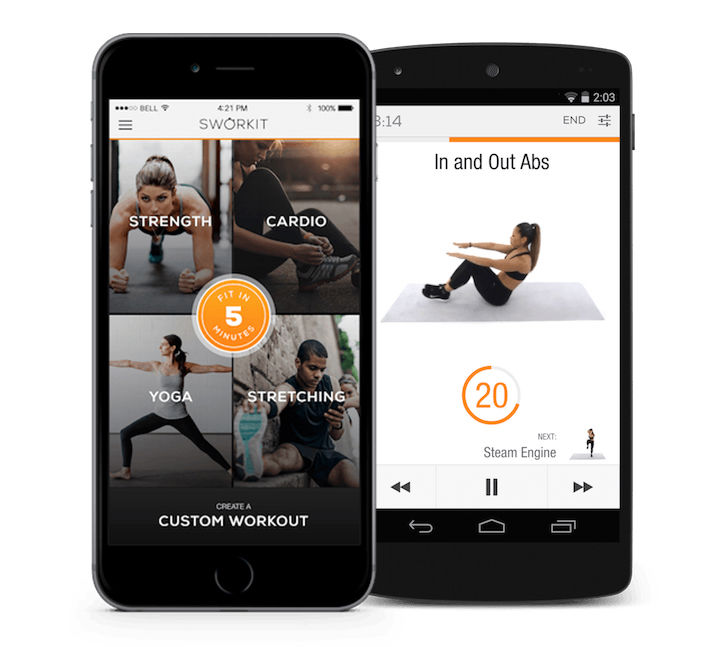 app fitness maschili