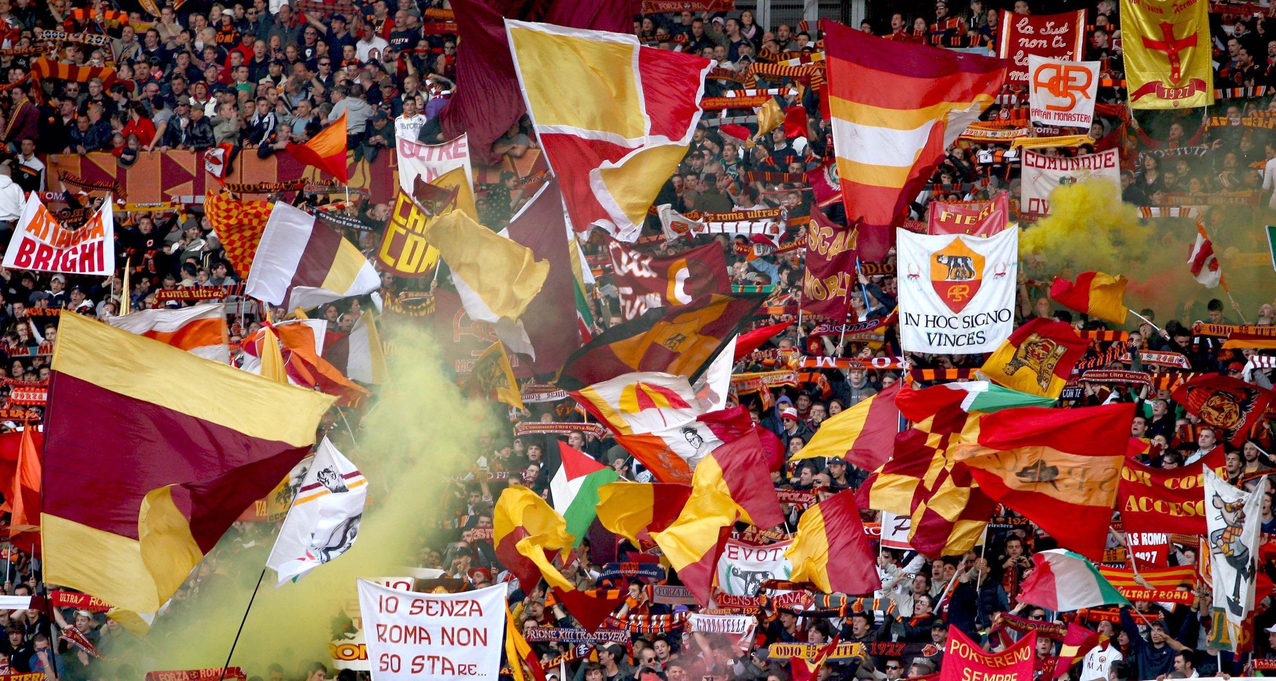 Roma Liverpool stadio