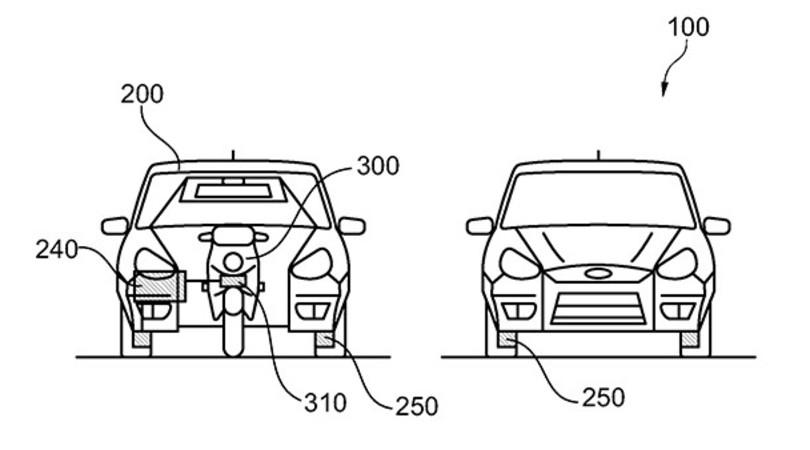 auto moto integrata dettagli