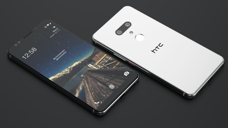 HTC U12 Plus componenti