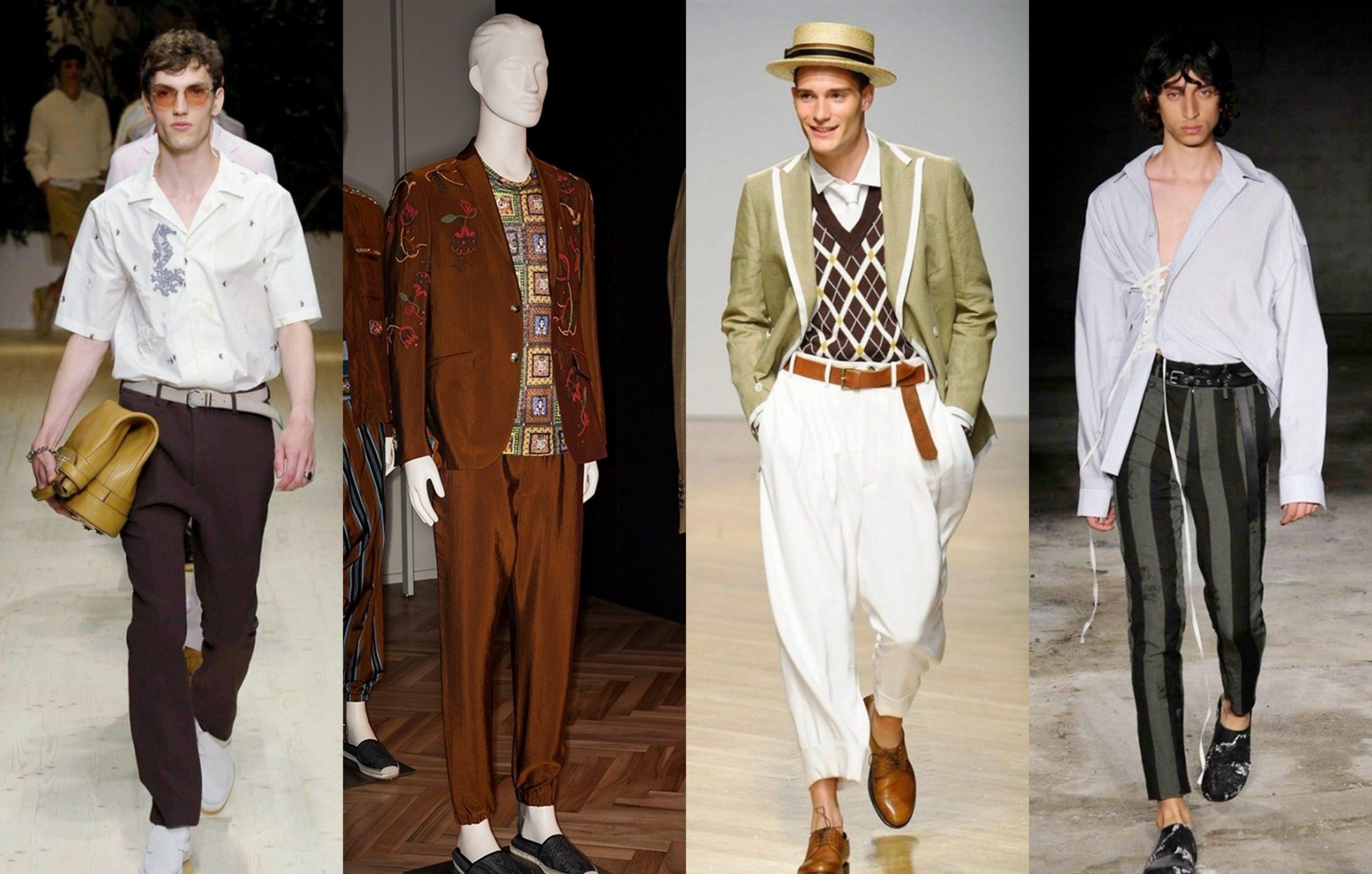 tendenze moda uomo estate