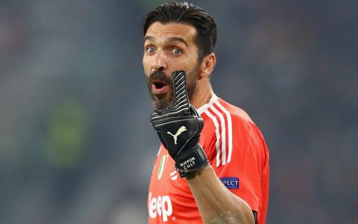 UEFA indagine Buffon