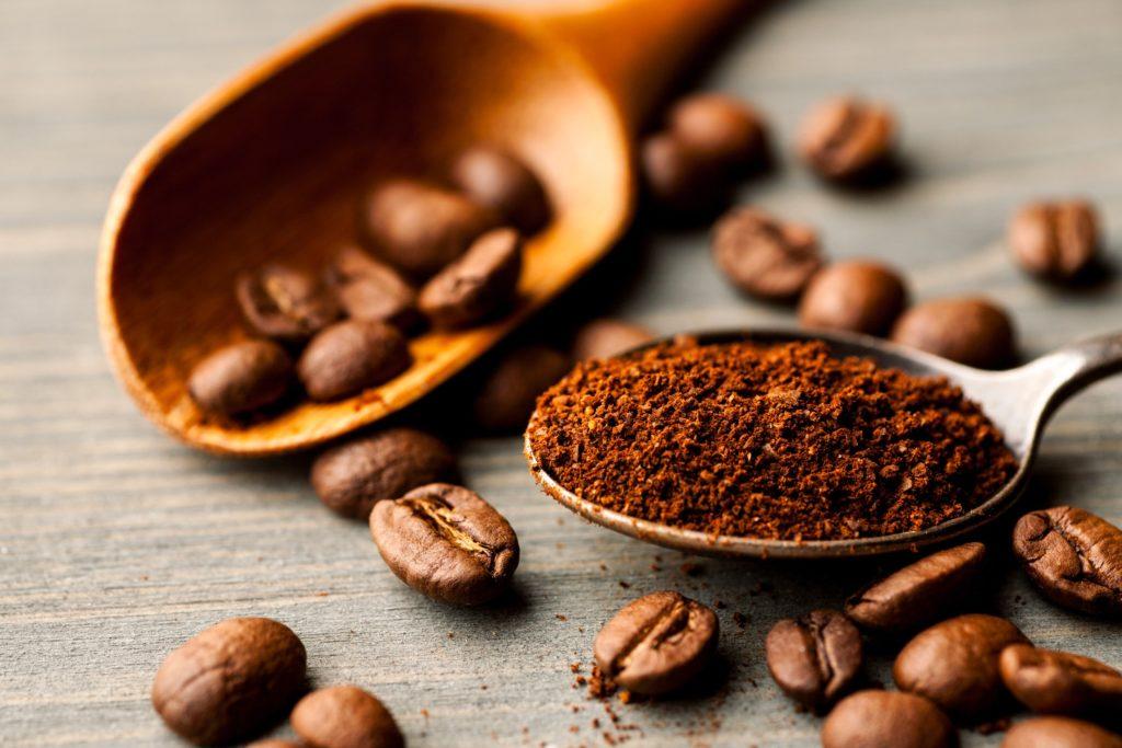 caffè polvere benefici
