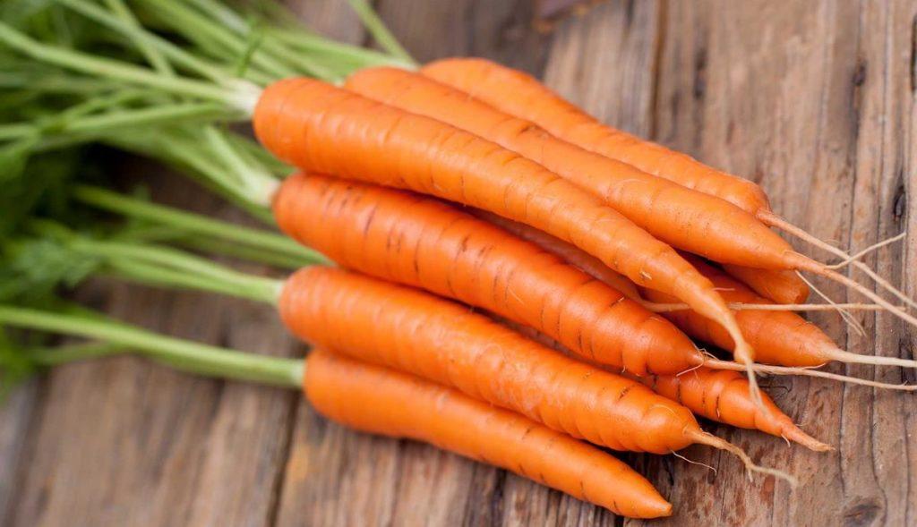 carote abbronzatura