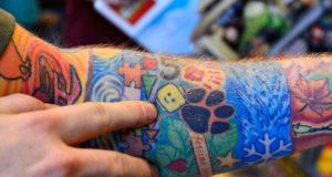 tatuaggi strani