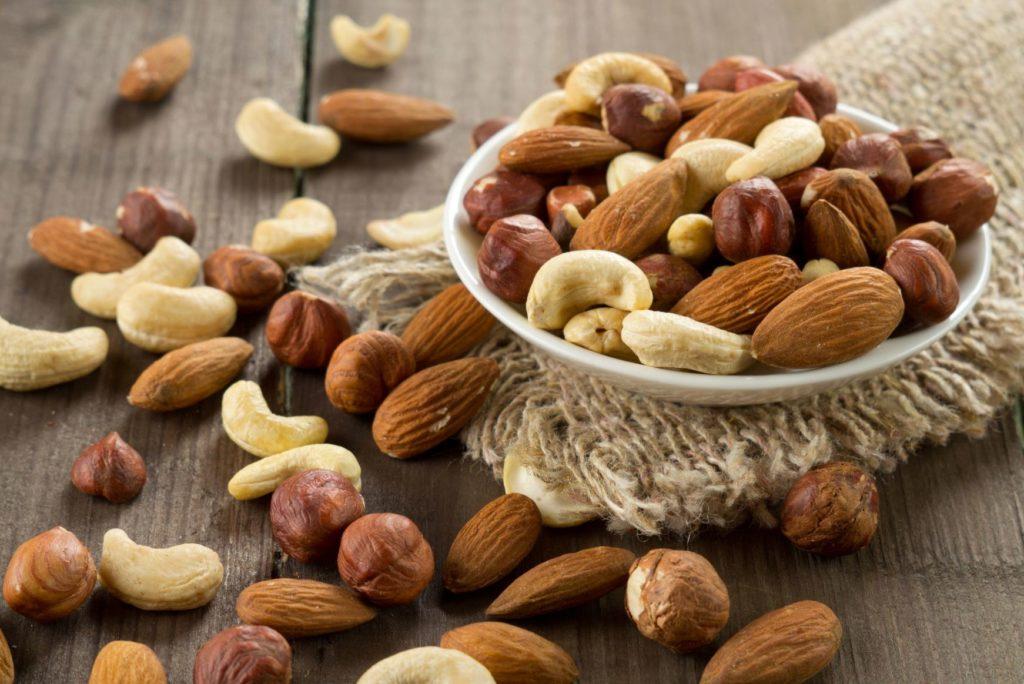 frutta guscio muscoli