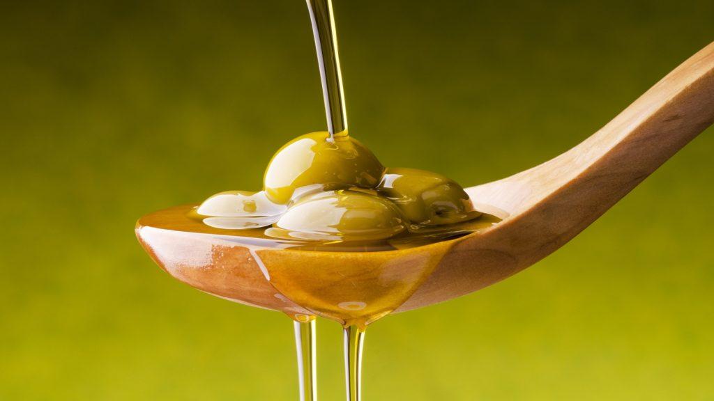 olio oliva muscoli