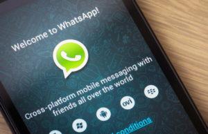 WhatsApp aggiornamento gruppi