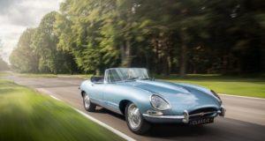 jaguar e type usata