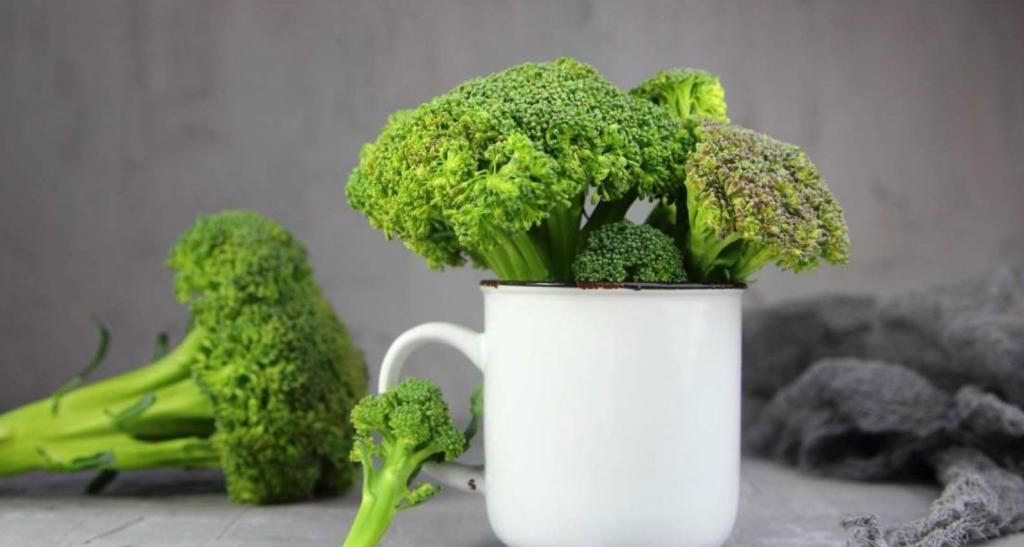 broccoli benefici