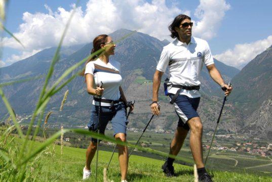 camminata veloce benefici
