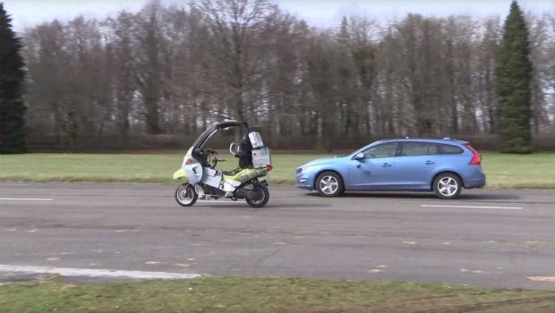 honda moto guida autonoma