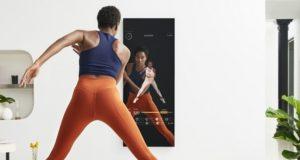 specchio lezioni fitness