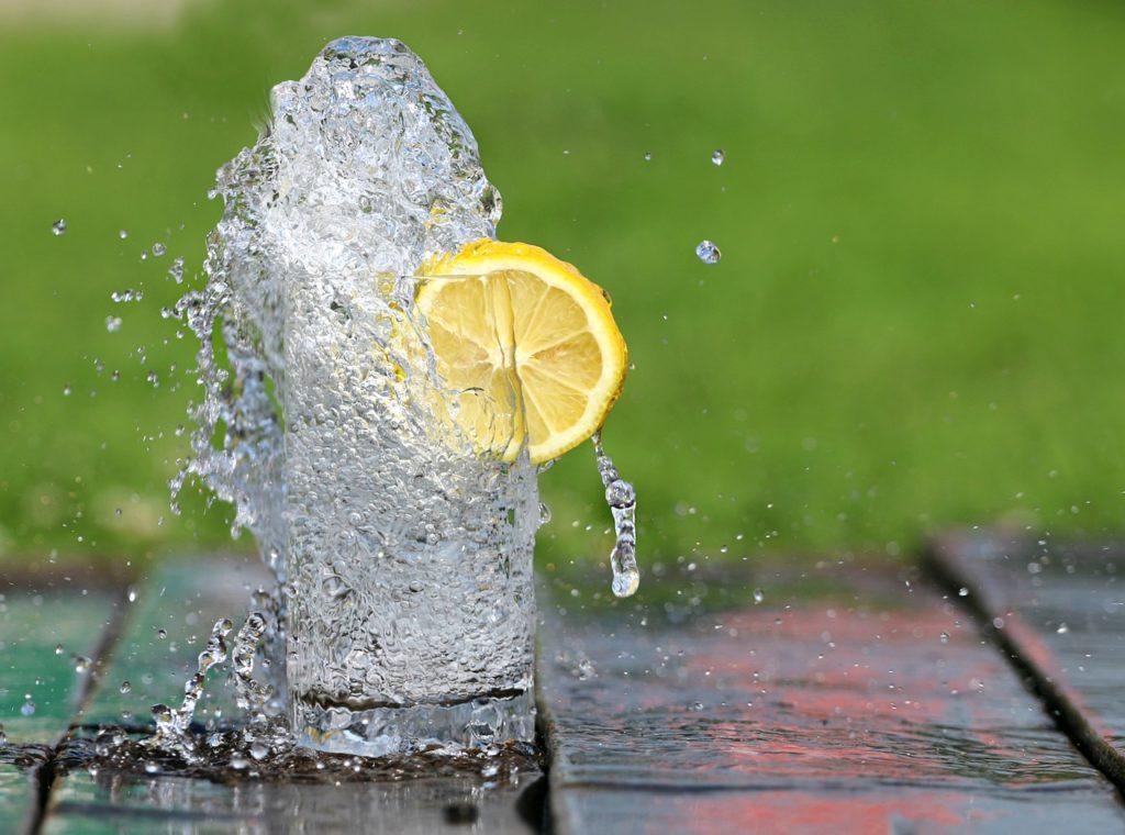 acqua benefici sportivi