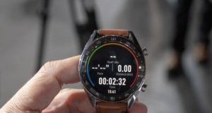 Huawei GT durata orologio
