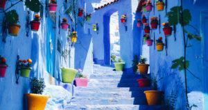 Chefchaouen marocco foto