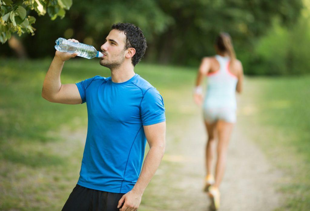 idratazione fitness