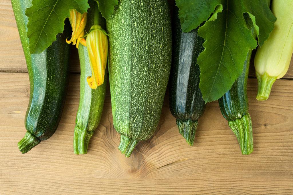 zucchina benefici
