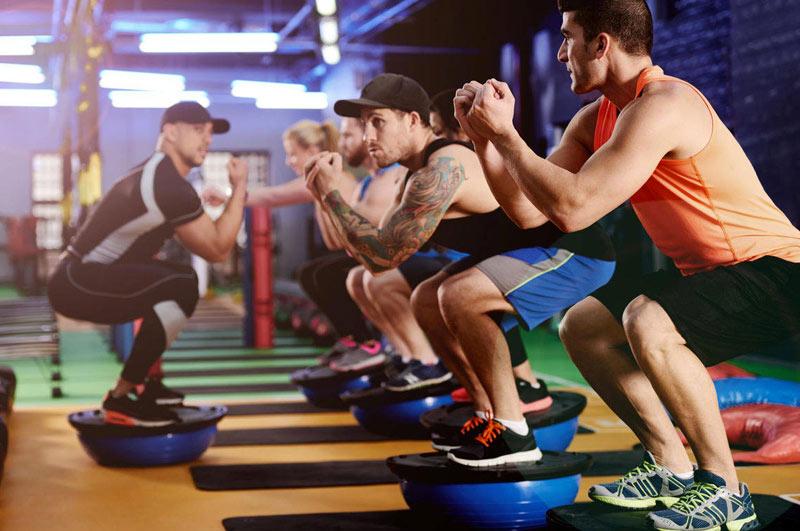 allenare equilibrio esercizi