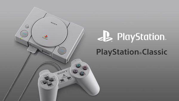PlayStation Classic giochi precaricati