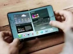 Samsung schermo pieghevole