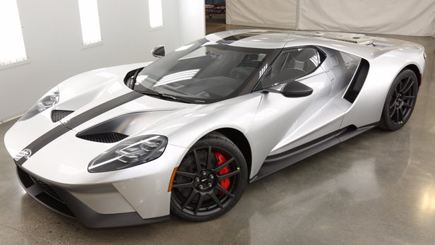 ford gt scheda tecnica