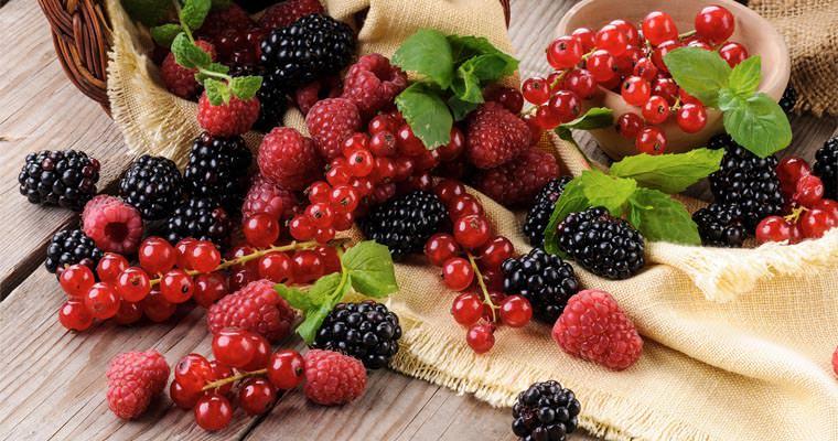 frutti bosco afrodisiaci