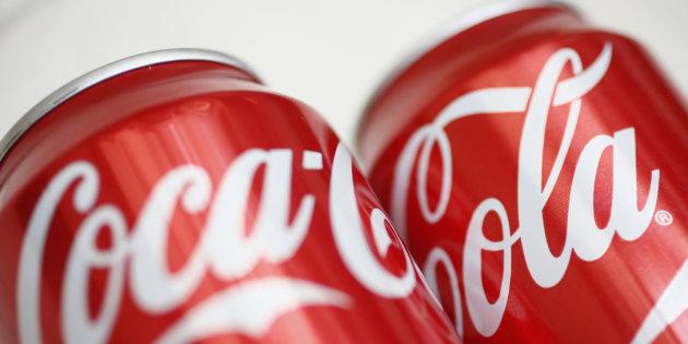 Coca Cola bevanda energetica
