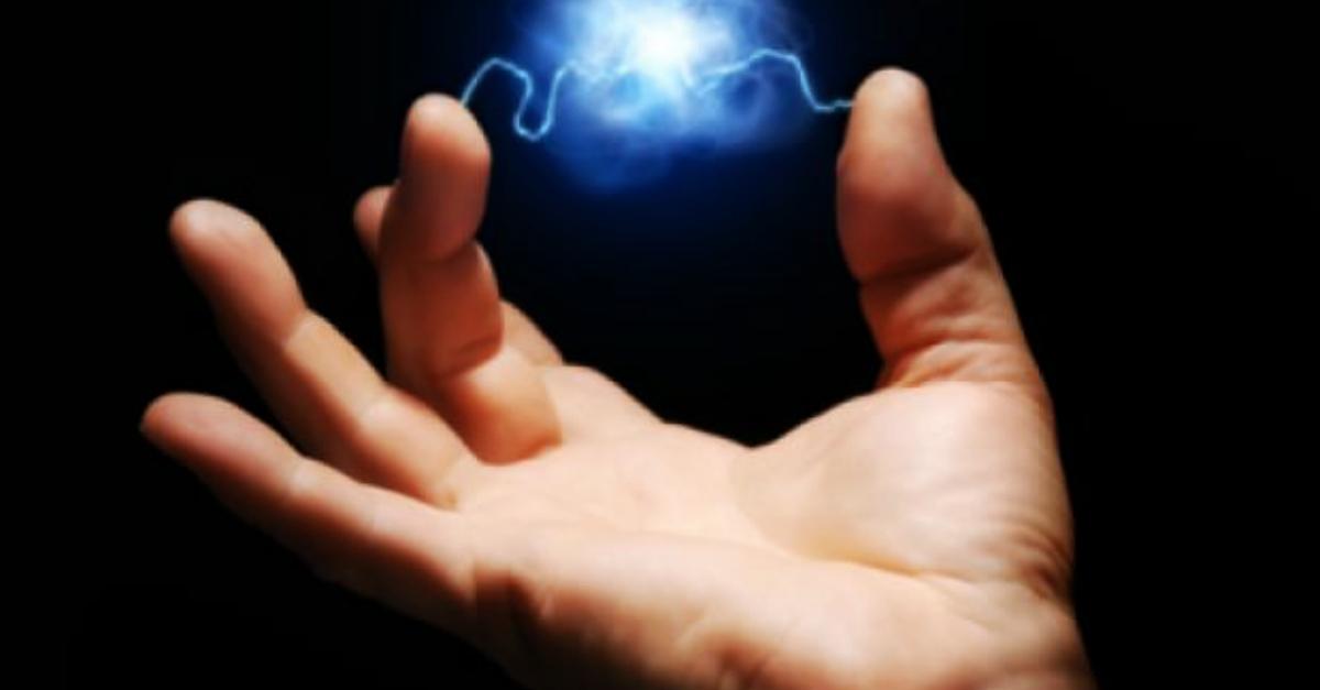 Scossa elettrostatica
