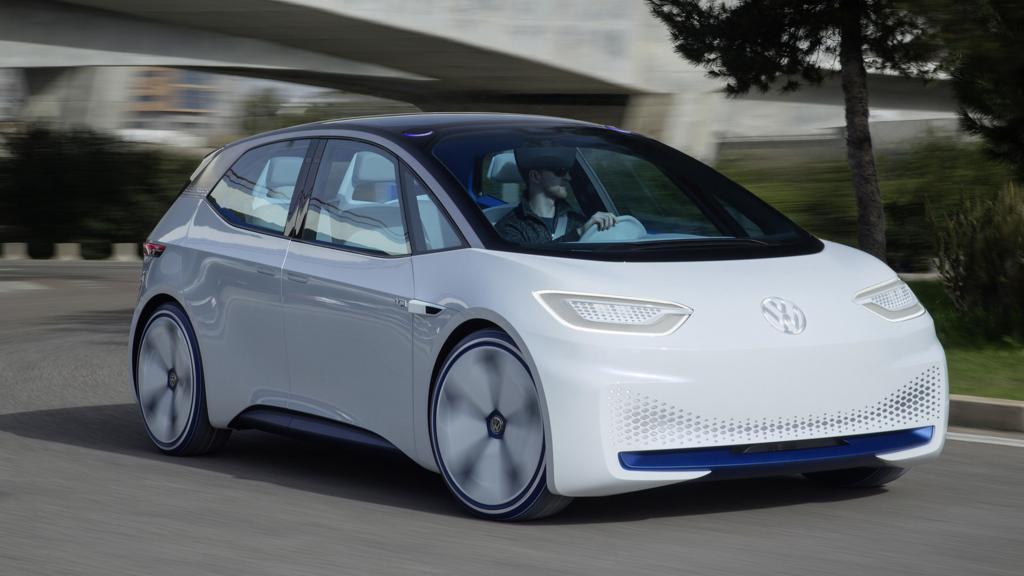 volkswagen elettrica 2020