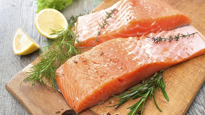 dieta nordica salmone