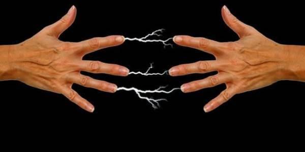 elettricità statica