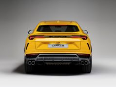 Lamborghini Urus scheda tecnica